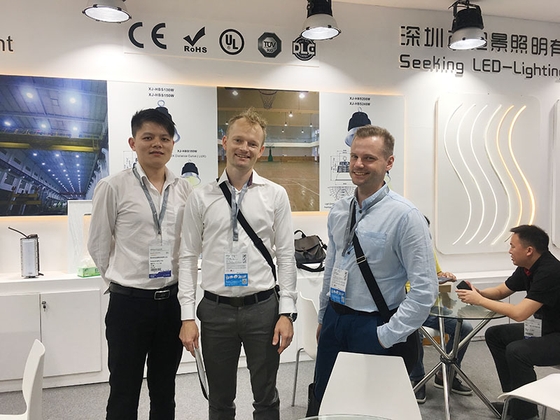 news-SEEKING-2018-June-Gangzhou Iternational Lighting Exhibition-img