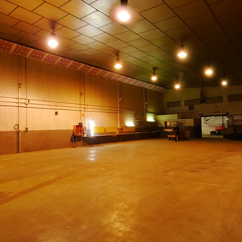news-130W high bay replace 400W metal in Barcelona Farm,Spain-SEEKING-img-1