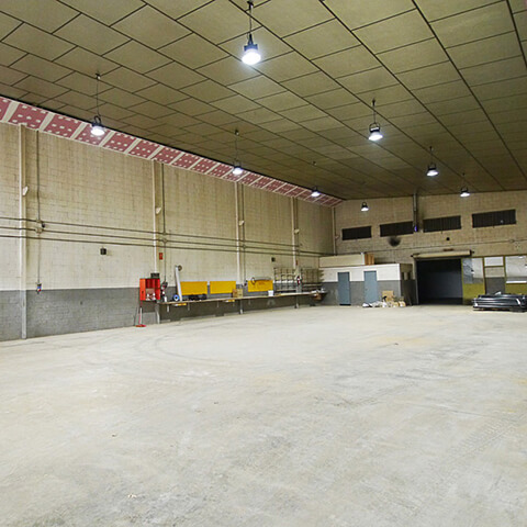 news-SEEKING-130W high bay replace 400W metal in Barcelona Farm,Spain-img-1