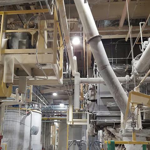 news-150W High Bays replace 400W metal halides in Kansas City,KS,the USA-SEEKING-img-1
