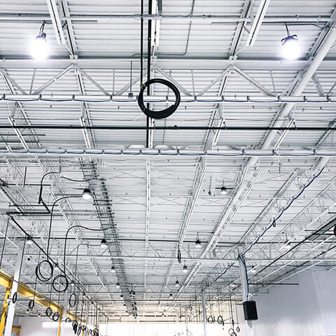 news-240W high bays replace 1000W metal halides in Detroit,the USA-SEEKING-img-1