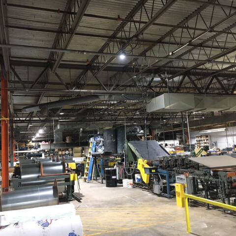 news-150W High Bays replace 400W metal halides in MO,the USA-SEEKING-img-1