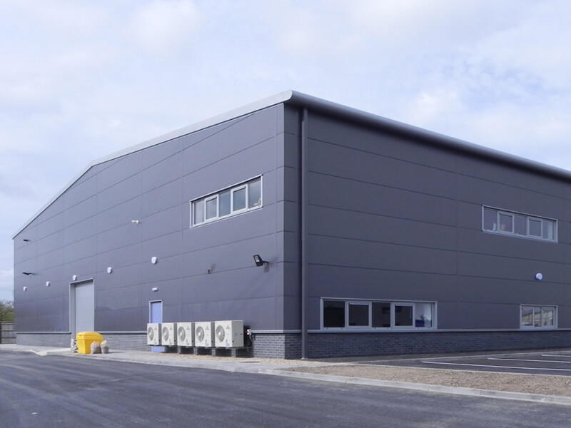 Electronic engineering contractor warehouse in Australia