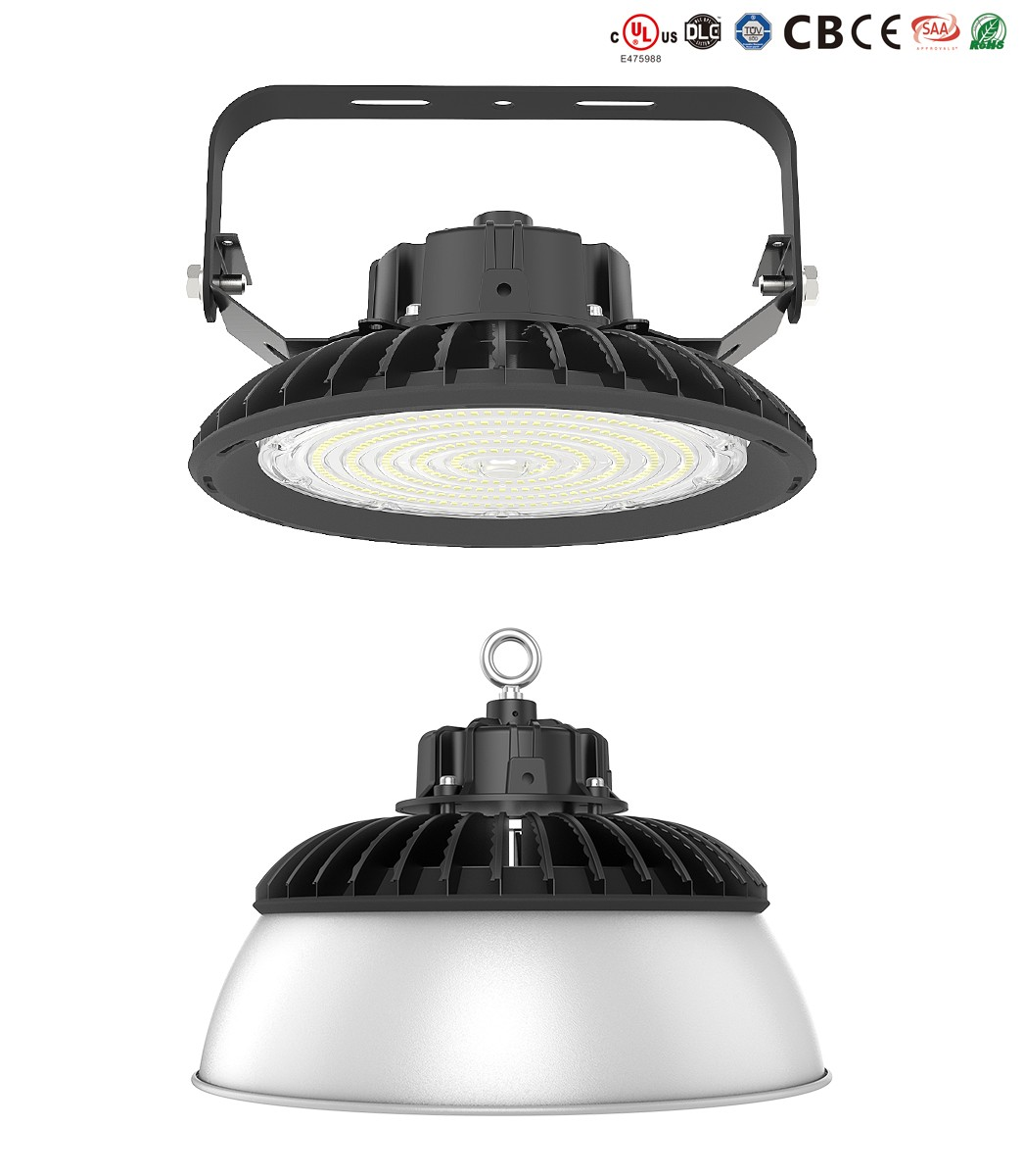 SEEKING led ufo led lights company for factories-1