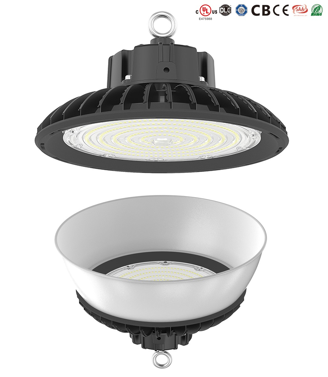 durable low bay led lighting for sale reflectors for factories-1