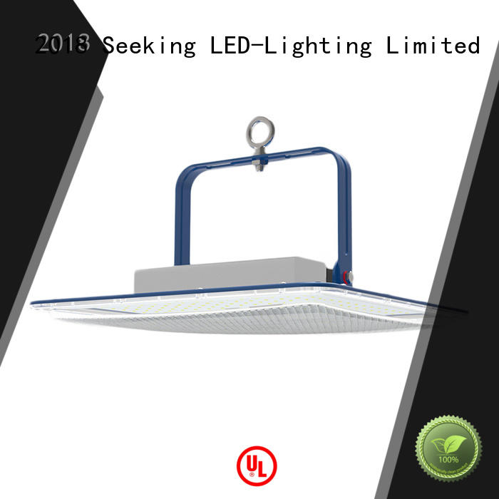 SEEKING design led factory lights with higher efficiency for showrooms