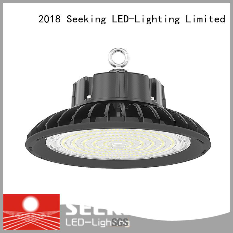 High-quality led high bay fixtures canopy factory for exhibition halls