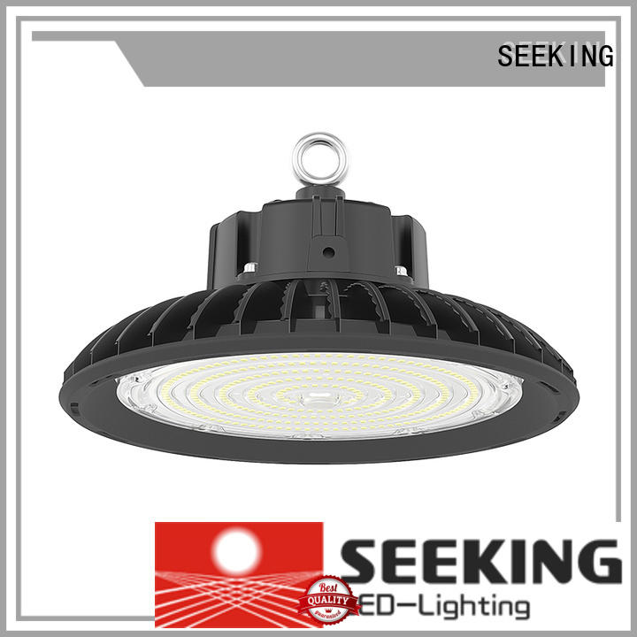 SEEKING waterproof ufo led high bay light with lower maintenance cost for exhibition halls