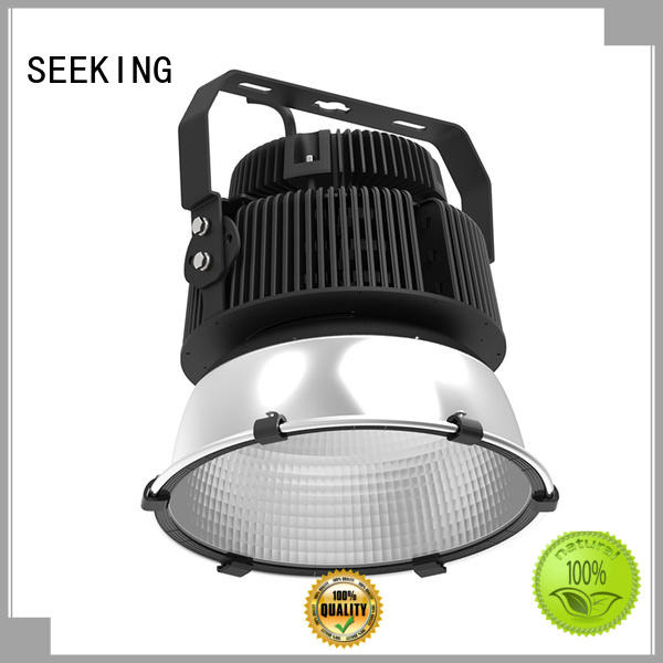 SEEKING design led high bay fixtures china Supply for warehouses