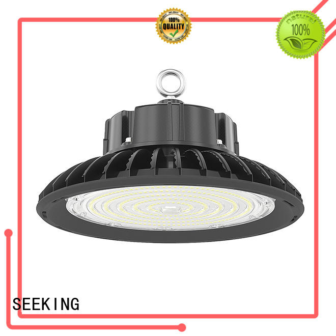online led high bay flat with lower maintenance cost for warehouses