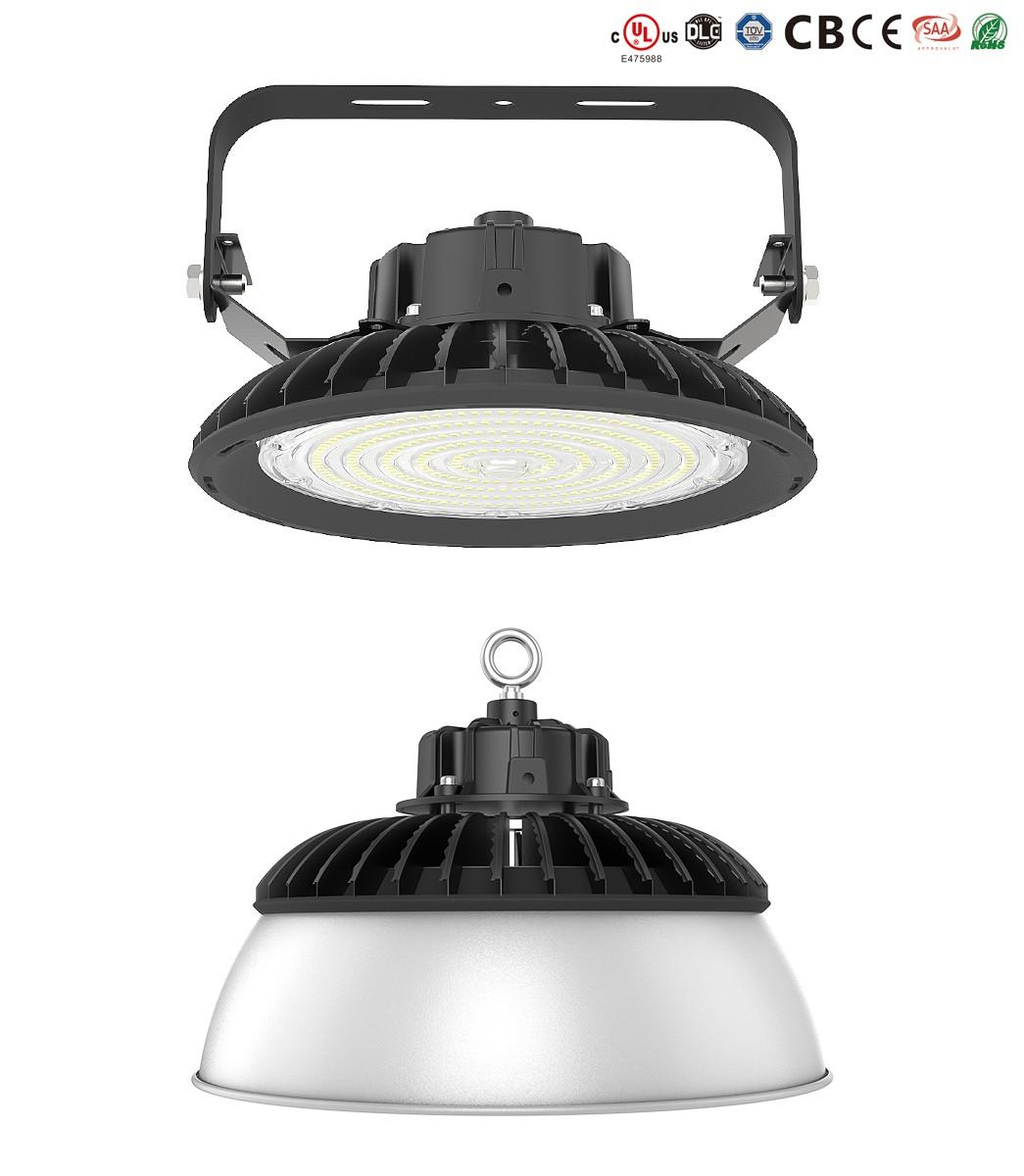 with lower maintenance cost ufo led high bay light reflectors factory for showrooms-1