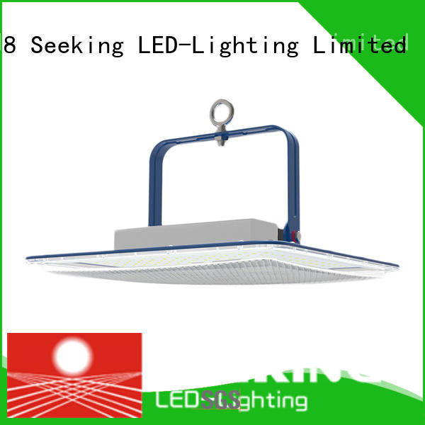 SEEKING shading led bay light fixtures Supply for factories