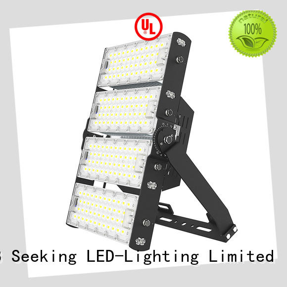 traditional led floodlight varied with a clear scale table for concession