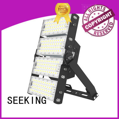SEEKING series led floor light to meet the special lighting applications for field lighting
