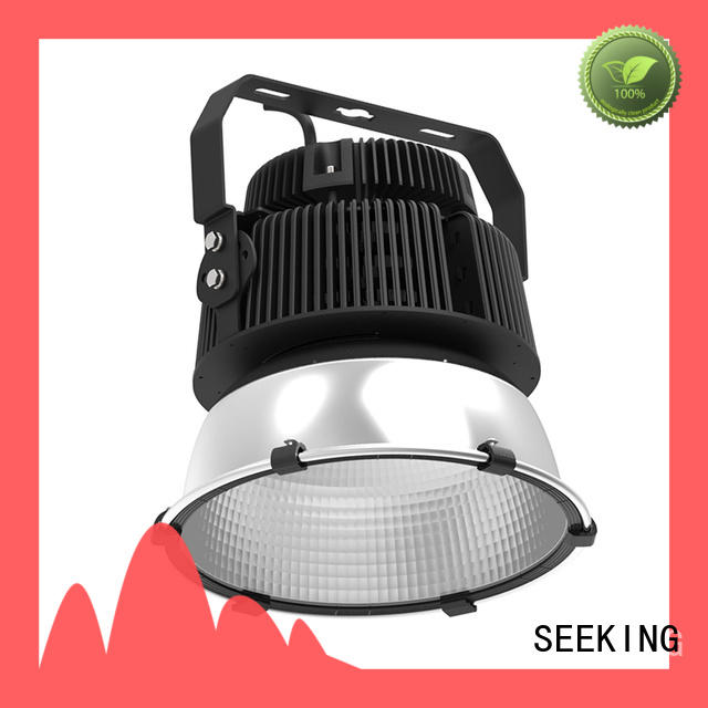 durable led warehouse lighting high bay shading Supply for showrooms