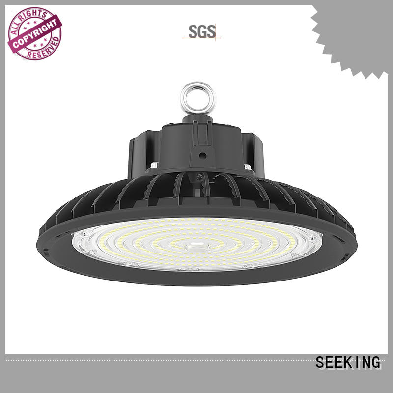 durable led high bay fixtures series with longer lifespan for warehouses