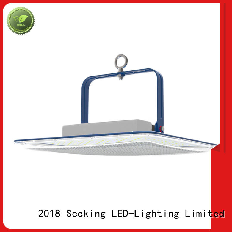 with lower maintenance cost led high bay 300w flat for business for exhibition halls