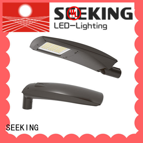 street street lamp to enhance safety and security in public places for parking lots SEEKING
