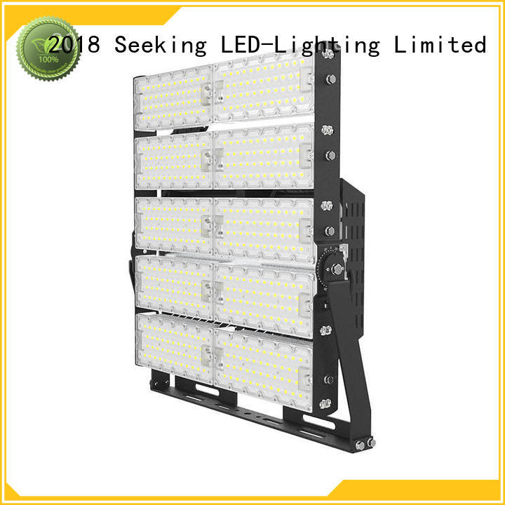 SEEKING adjustable high quality outdoor led flood lights Supply for parking