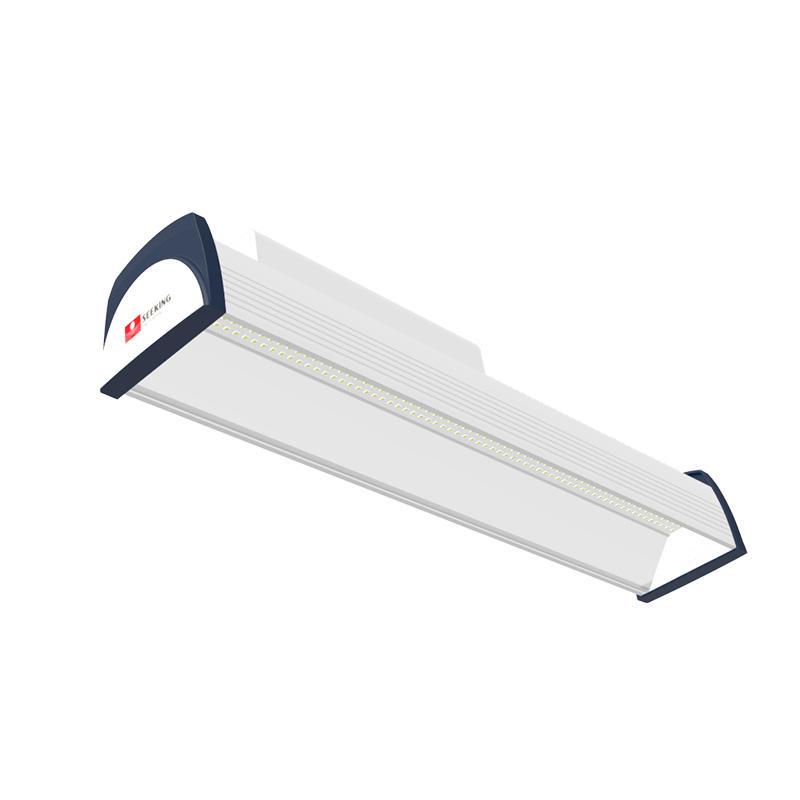Soft light LED High Bay Light With Shading design- HBX Sereis