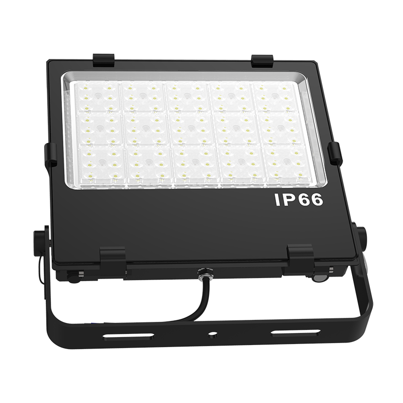 with a clear scale table led flood lamp industrial Suppliers for walkway areas-5