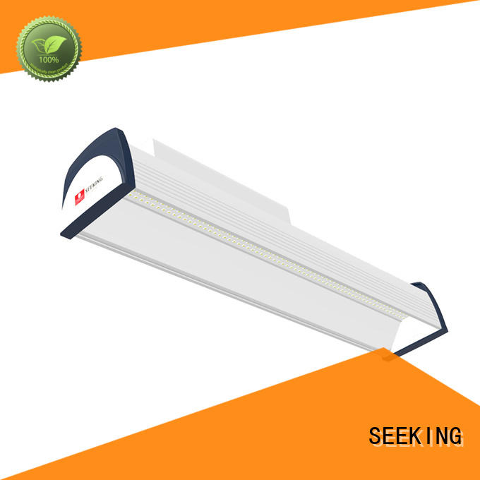 SEEKING series led high bay fixtures company for showrooms