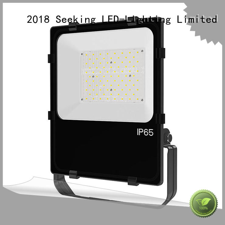 SEEKING Custom adjustable led flood lights factory for concession