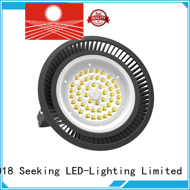 SEEKING bay led factory lights with lower maintenance cost for showrooms