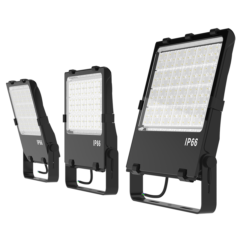 to meet the special lighting applications outdoor led lighting flood series for parking-1