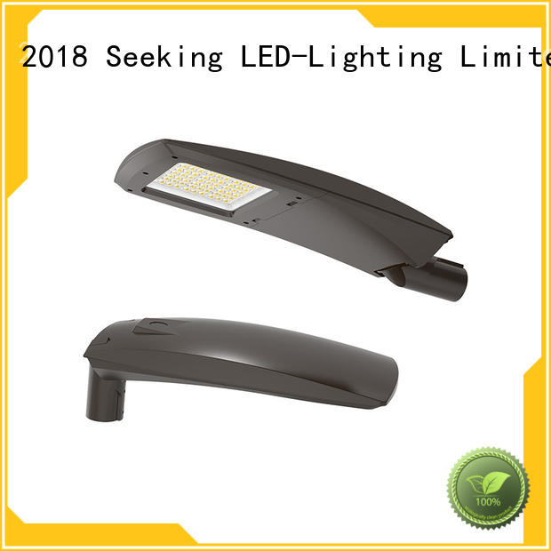 SEEKING light street lamp fixtures Supply for parking lots
