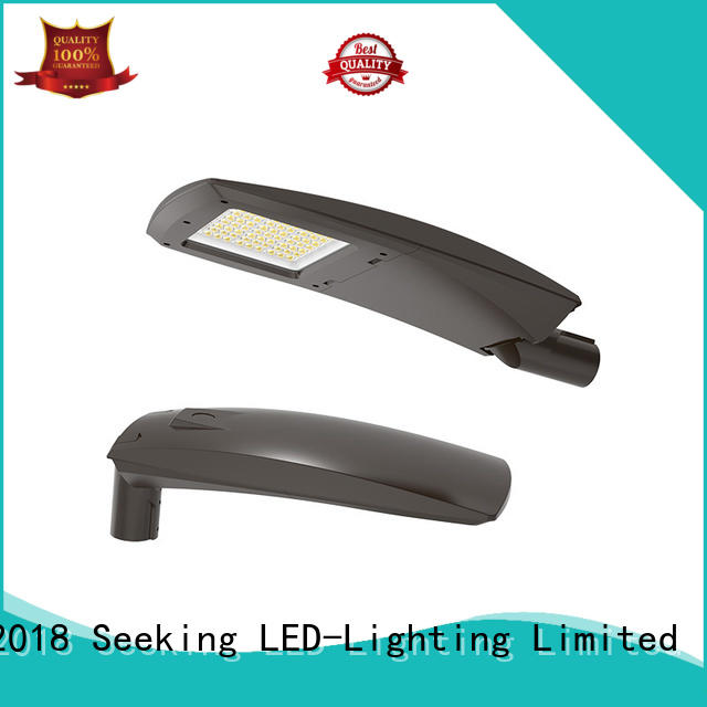 SEEKING to enhance safety and security in public places street lighting supplies for parking lots