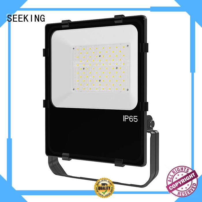 SEEKING efficient led stadium light with angle adjustalbe for lighting spectator