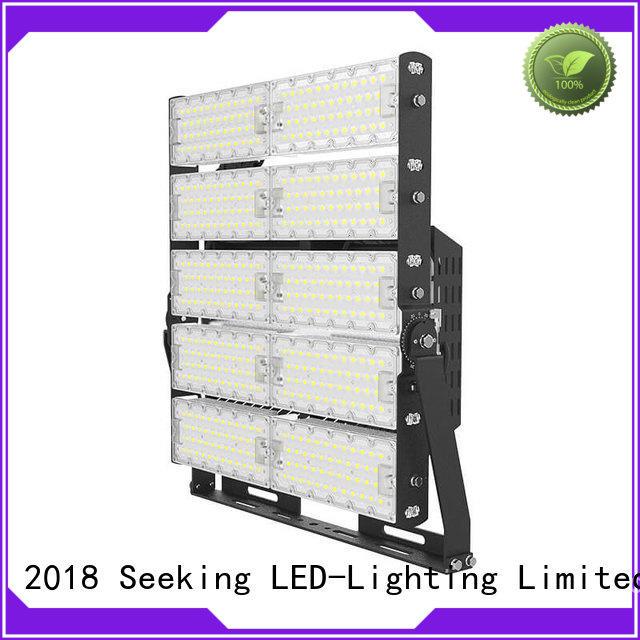 SEEKING slim led flood lamp bulbs company for field lighting