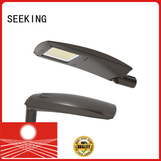 durable led street light manufacturers series with higher efficiency for parking lots
