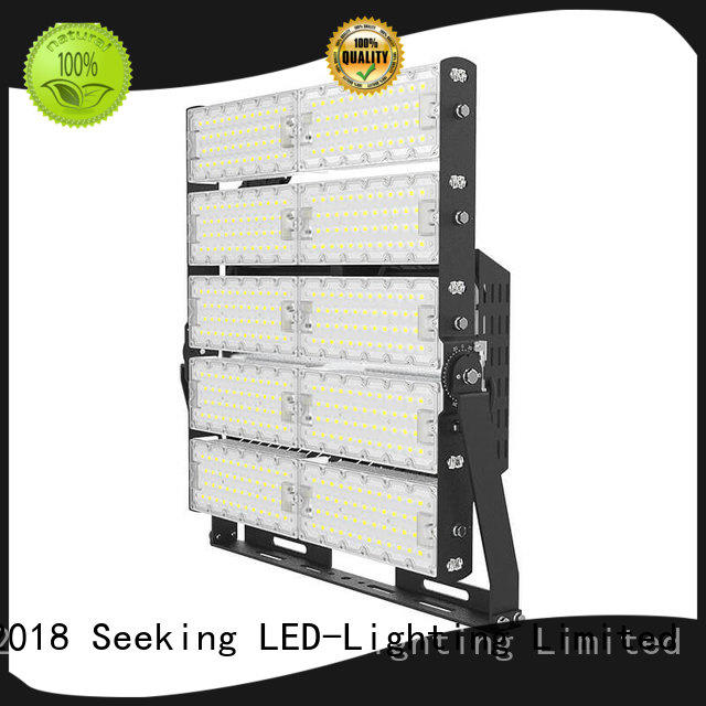 SEEKING stadium led stadium light with a clear scale table for walkway areas