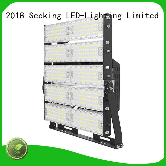 SEEKING seriesb good led flood lights Supply for parking