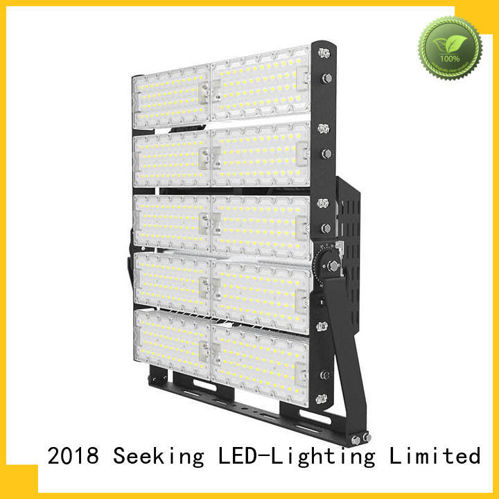 SEEKING led floodlights for sale for field lighting