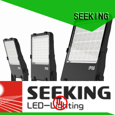 SEEKING slim best led flood light with a clear scale table for concession