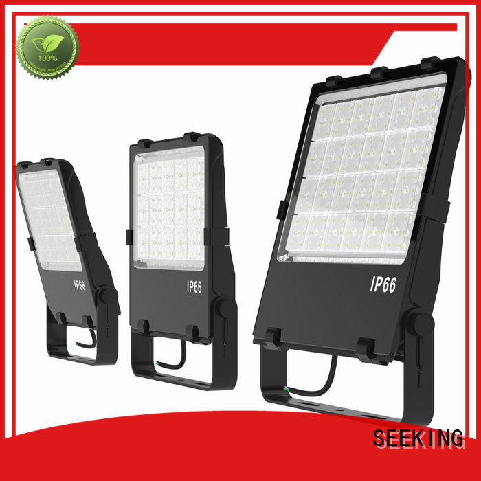 SEEKING series outdoor led flood Supply for parking