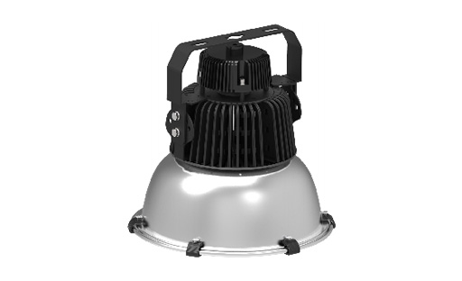 durable led warehouse lighting high bay shading Supply for showrooms-5