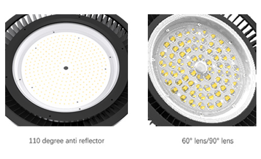 with higher efficiency t8 led high bay reflectors Suppliers for warehouses-8