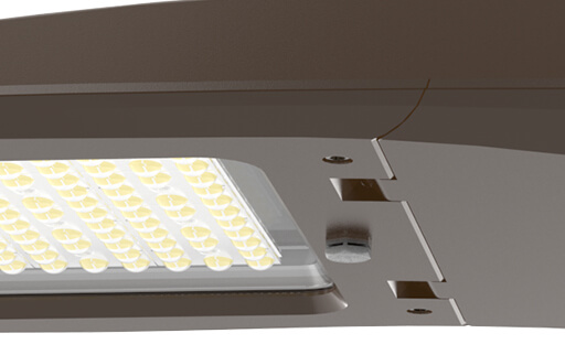 SEEKING light street lamp fixtures Supply for parking lots-10
