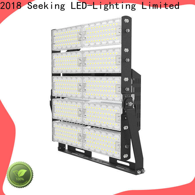 SEEKING Custom 20w led outdoor flood light Supply for concession