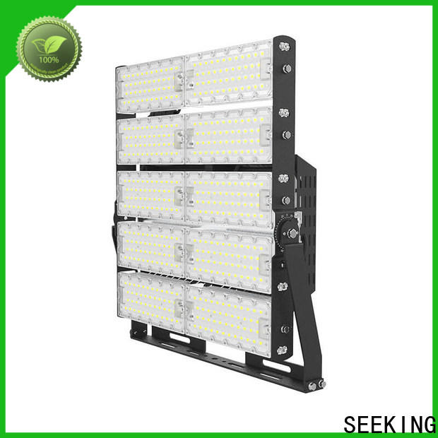 with a clear scale table industrial led flood lights seriesb Supply for field lighting