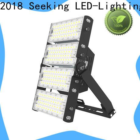 SEEKING convenient external led flood light for field lighting