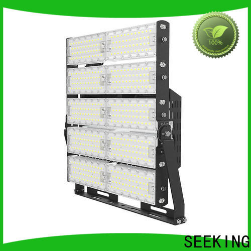 SEEKING adjustable led flood lights Supply for lighting spectator
