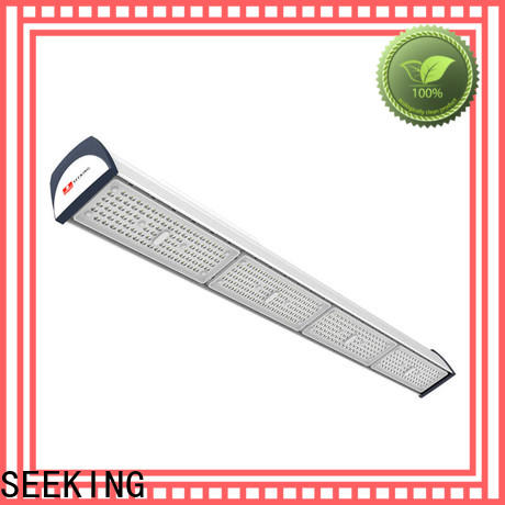 SEEKING ufo led high bay emergency lighting factory for warehouses