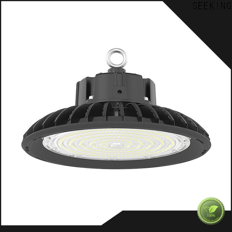 New hanging high bay lights flat factory for warehouses