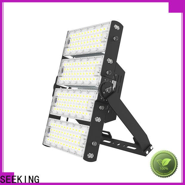 SEEKING Custom exterior halogen flood lights company for field lighting