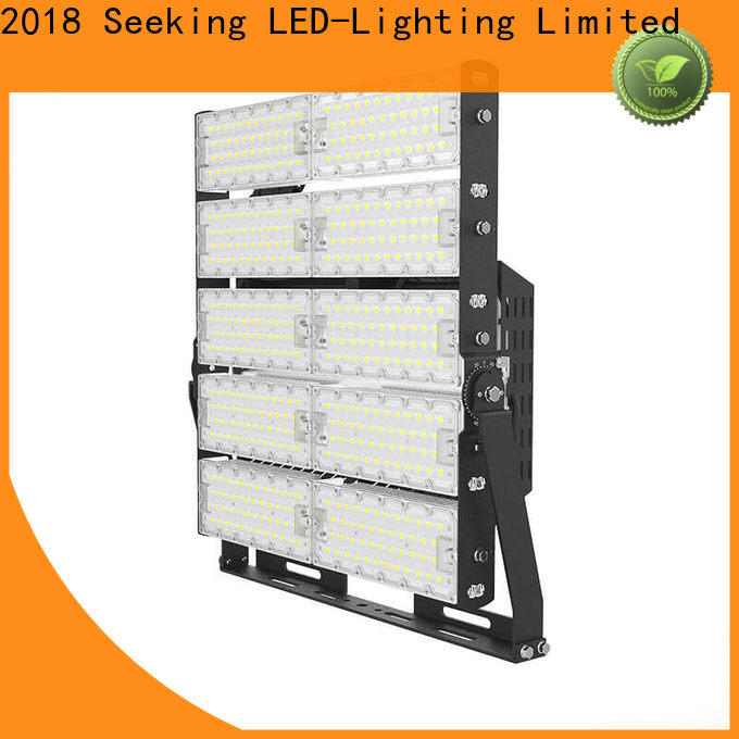 accurate residential led flood lights slim factory for field lighting